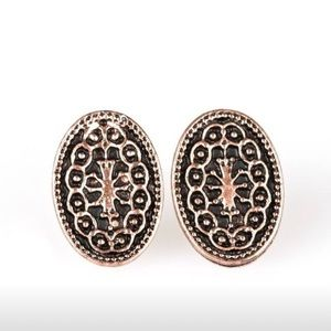 BNWT Copper Earrings